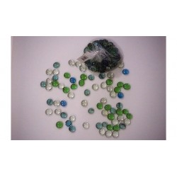 Perlas traslúcidas