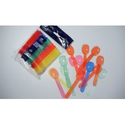 Translucent spoons