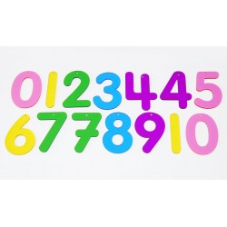 Números de colores...