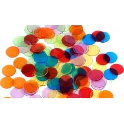 Piezas de Contador de Color...