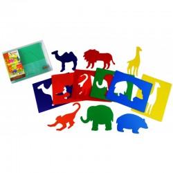Animal Zoo Templates