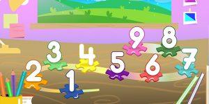 Puzzle Números Turpín