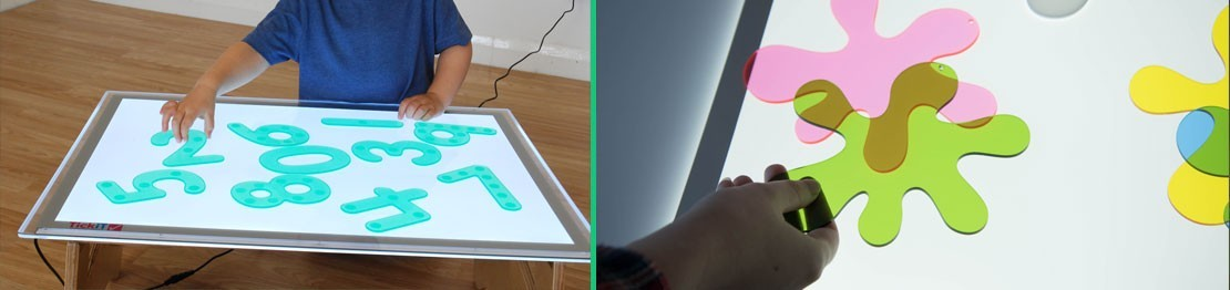 ▷ Cheap DIY light table material | Ideasdeluz
